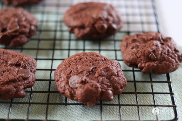 Cake Mix Chocolate Chocolate Chip Cookies