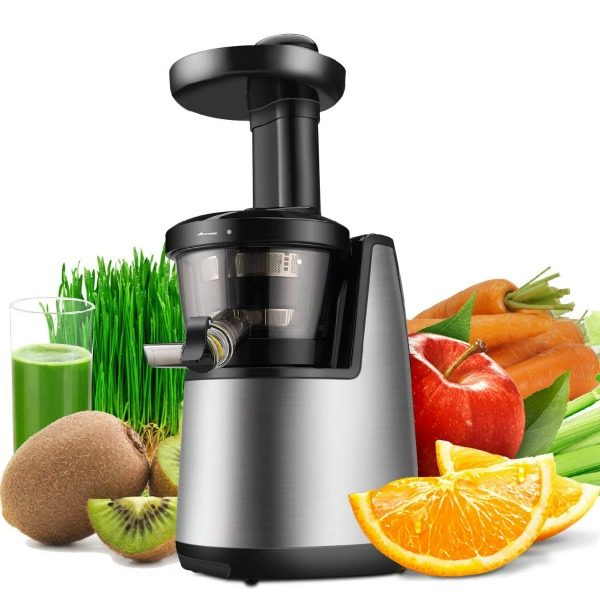 What is a masticating Juicer | Slow Press Juicer | TodaysCreativeLife.com