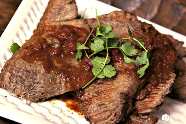 Slow Cooker Mexican Pot Roast