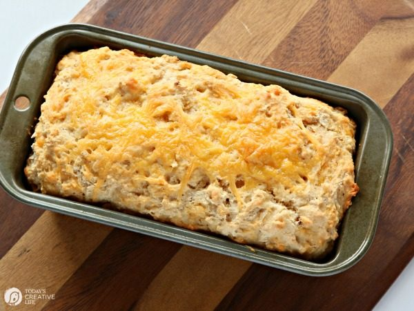 Beer Bread Recipe With Garlic And Cheese