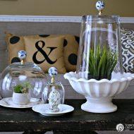 DIY Cloche Jars