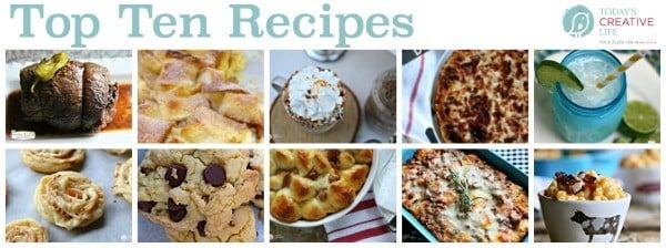 topten recipes