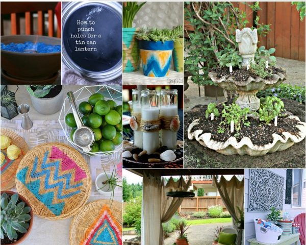 10 DIY Patio Projects