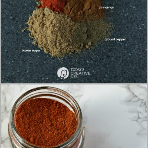 Homemade Caribbean Rub
