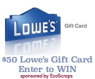 10 DIY Patio Projects   Enter to win a Lowe's Gift Card!