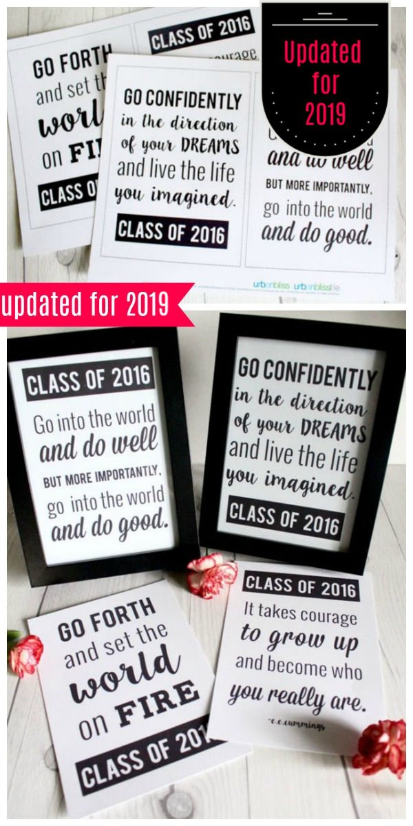 picture regarding Free Graduation Printable identified as Commencement Rates Cost-free Printable Todays Resourceful Everyday living