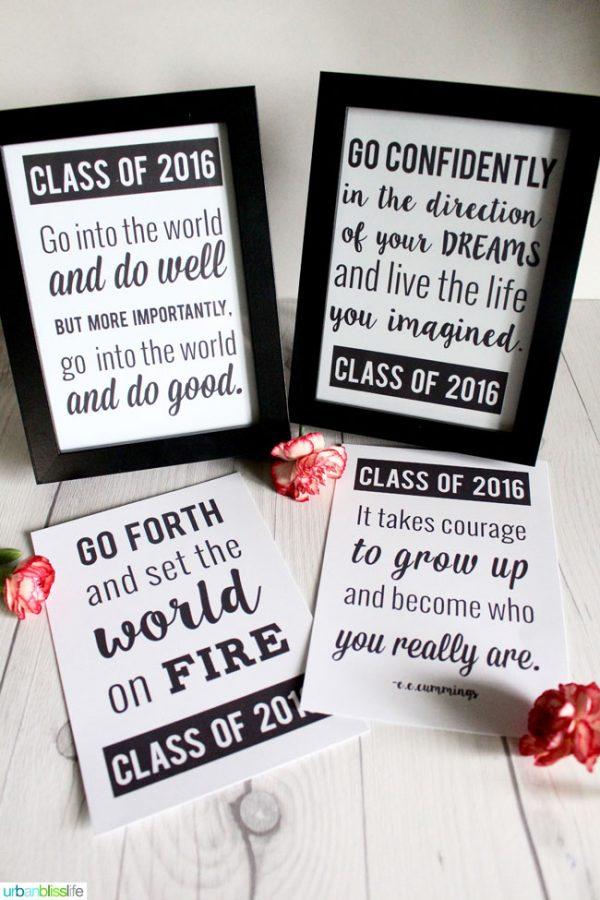 graduation quotes printable today s creative life