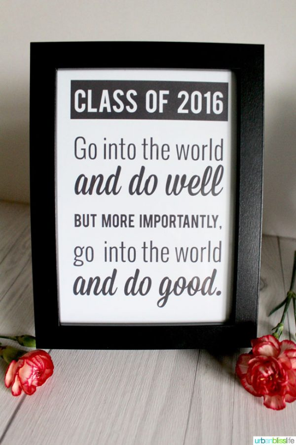 Graduation Quotes Inspiration Graduation Quotes Free Printable Today's Creative Life
