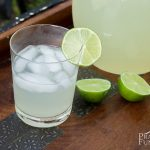 Limeade Recipe | Make this homemade Limeade Recipe for a cool and refreshing drink. Practically Functional for TodaysCreativeLife.com