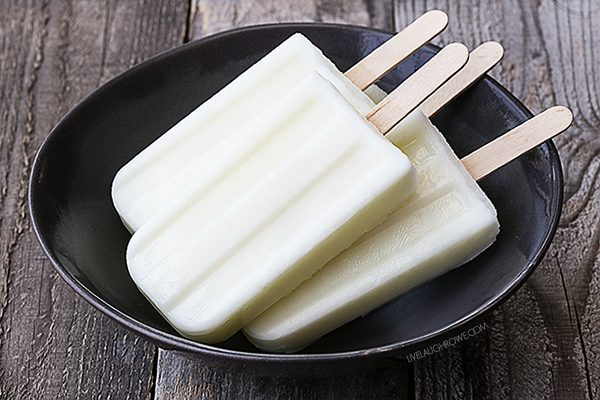 Key Lime Pie Popsicles by LiveLaughRowe