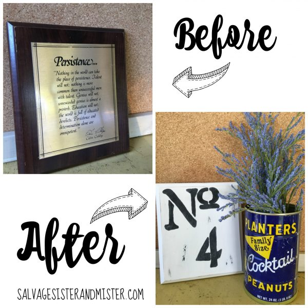 DIY IDeas from Salvage Sister and Mister.