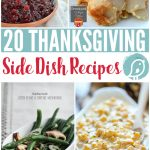 20 Thanksgiving Side Dish Recipes