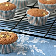 Apple Muffins Cinnamon Spice