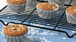 Apple Muffins Cinnamon Spice