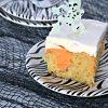 Dream Scream Poke Cake with TruMoo DreamScream Orange Milk. Find the recipe on Today's Creative Life. Just click the photo.