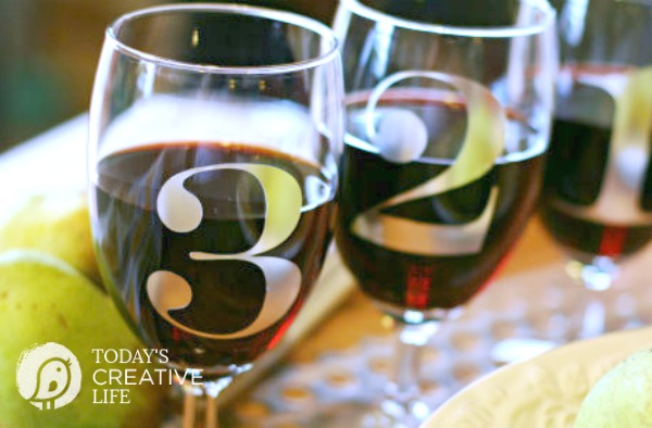 DIY Drink and Wine Charms