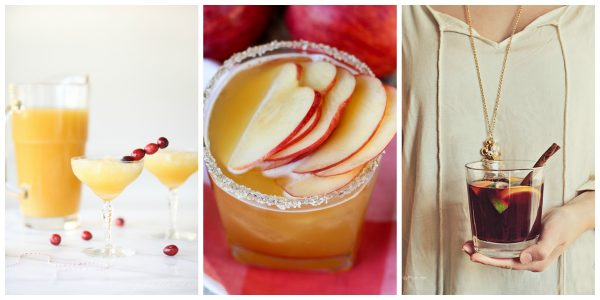Drink Recipes for the Holiday Season | Christmas cocktails for your party needs. Today's Creative Life