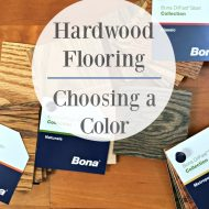 titled image: choosing hardwood flooring colors