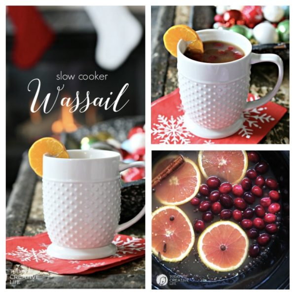Slow cooker Wassail Recipe on Today's Creative Life