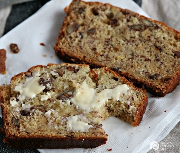 Banana Bread Recipe With Sour Cream Today S Creative Life