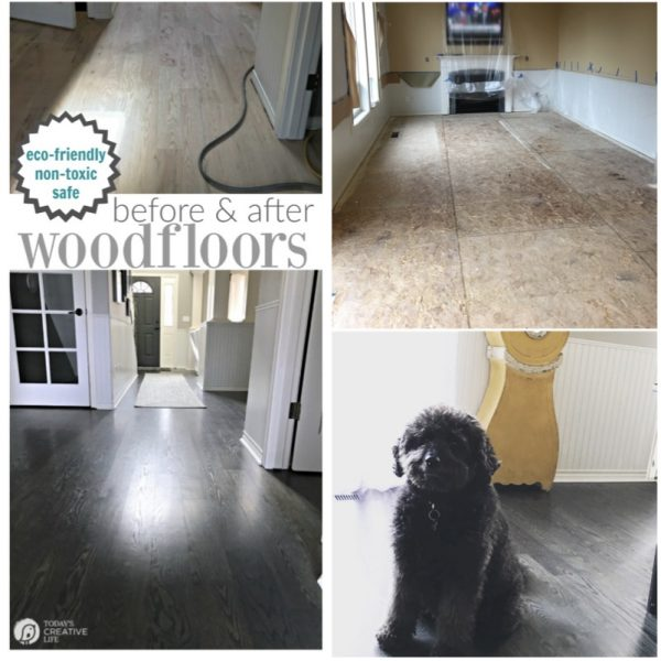 Eco Friendly Wood floor finishes