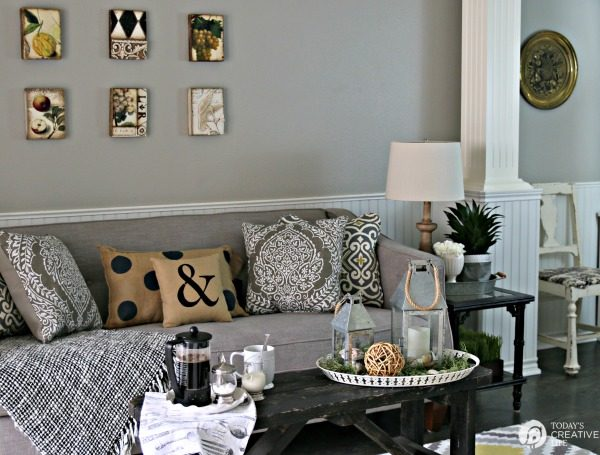 Easy Home Decor Ideas easy home decorating ideas | today's creative life