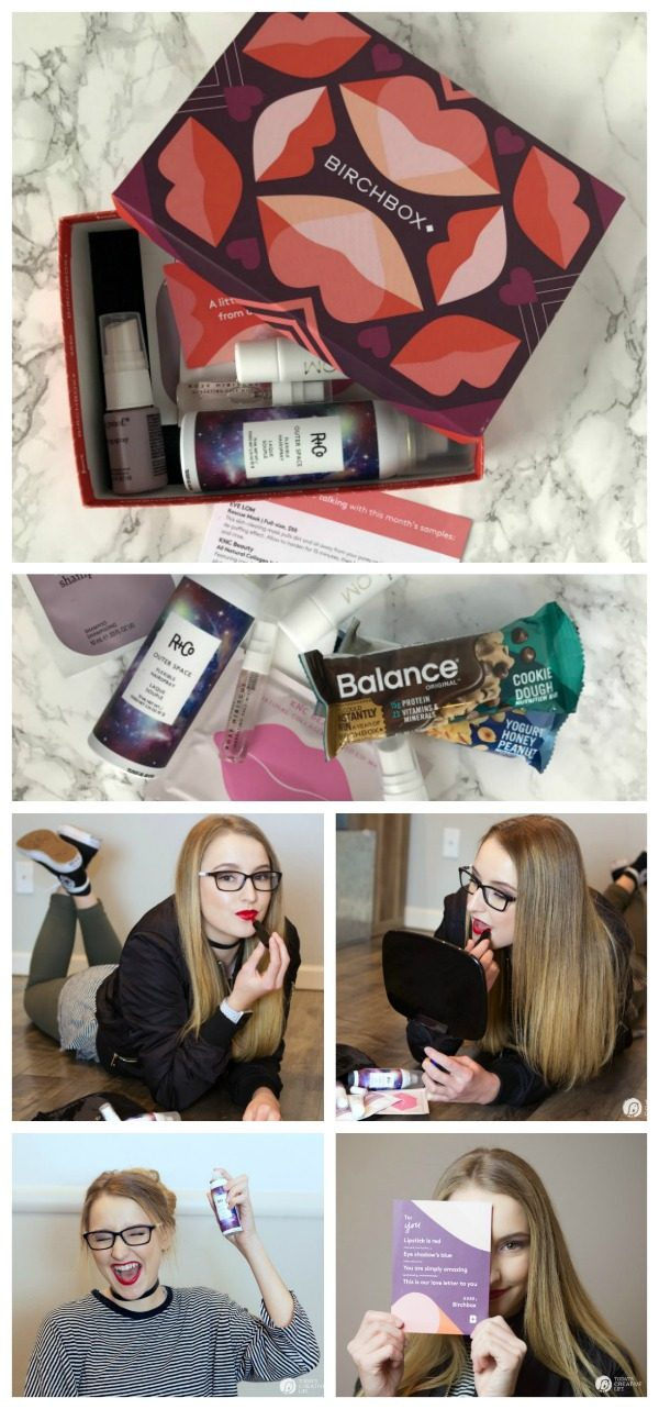 Birchbox Beauty | Monthly beauty box teaming up with Balance Bars for smart and nutritious snacking. #sponsored