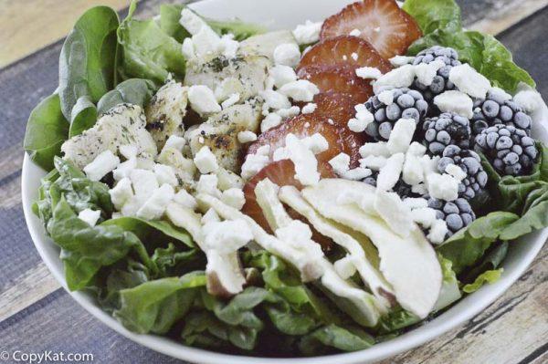 Wendy's Summer Berry Salad