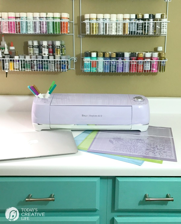 Cricut Explore Project Ideas | Many ideas for using your Cricut Explore Air.