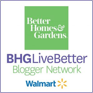 Better Homes and Gardens BHG LiveBetter Blogger Network