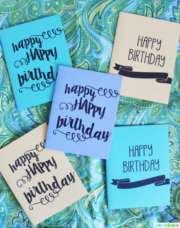 Delicate image pertaining to free printable birthday cards for him