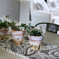 Table Centerpiece Ideas – Simple 10 Minute Decorating