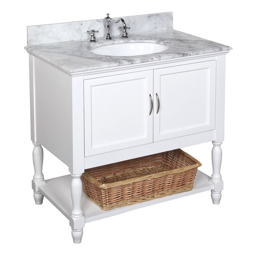 Nice Bathroom Vanity from Wayfair See it at TodaysCreativeLife