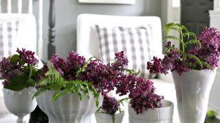 DIY Spring Decor Table Decor