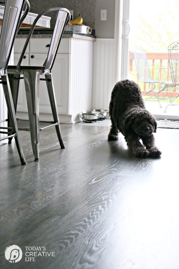 Hardwood flooring Installation | Top Questions and Answers for choosing and installing hardwood floors. TodaysCreaiveLife.com
