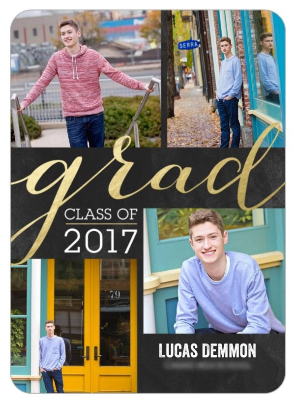 Graduation Announcements by Shutterfly.