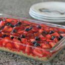 Strawberry Pie Slab Recipe