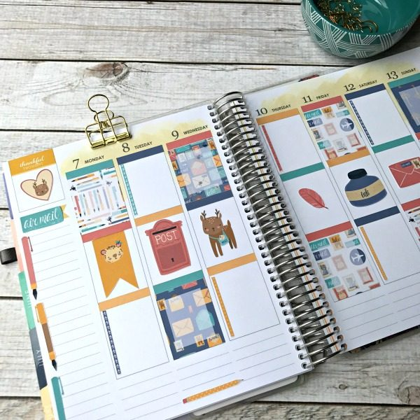 photo regarding Happy Planner Free Printable Stickers identified as Planner Stickers Cost-free Printable Todays Inventive Lifetime