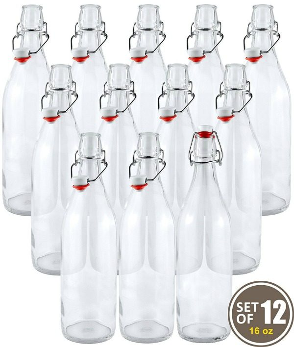 Bottles with stopper