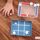 Magnetic Travel Tic Tac Toe Game