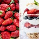 4th of July Desserts – Summer Berry Parfait