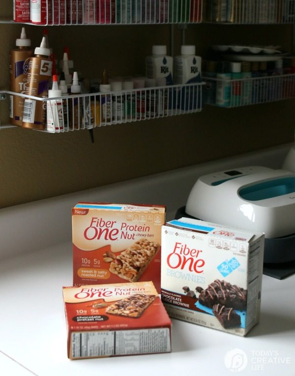 Fiber One Bars - Easy Snack ideas!