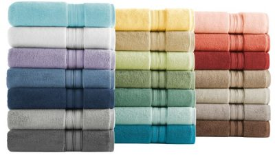 Dorm Room Essentials | Better Homes & Gardens Thick and Plush Towels