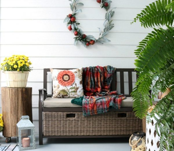 Cozy Fall Entry by Restyle Refresh