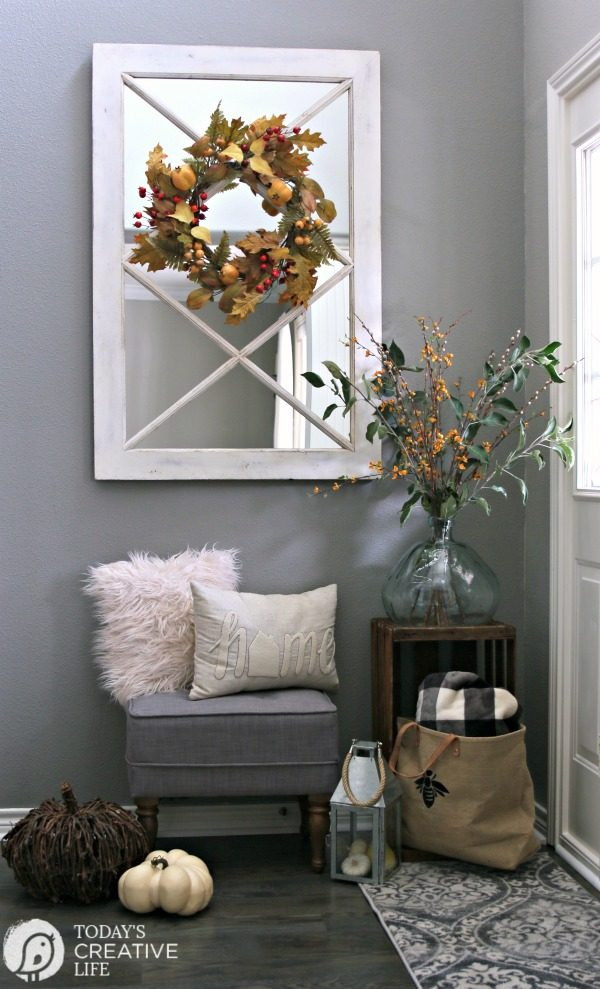 Foyer Design Ideas For Small Homes : Small entryway decorating ideas today s creative life