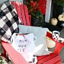 DIY Mom Hustle Tote Craft Idea