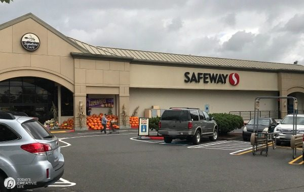 Stock up Sale at your Local Safeway!