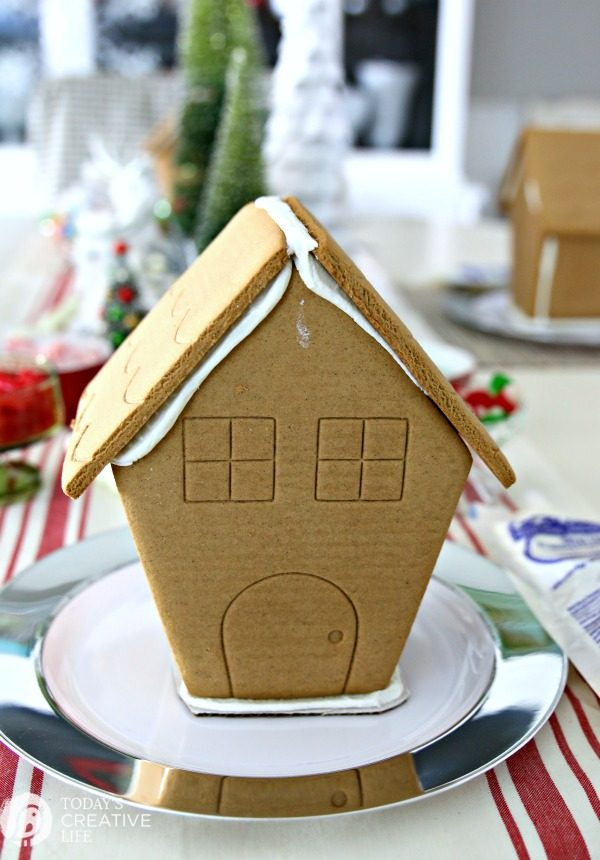 Gingerbread House Holiday Party