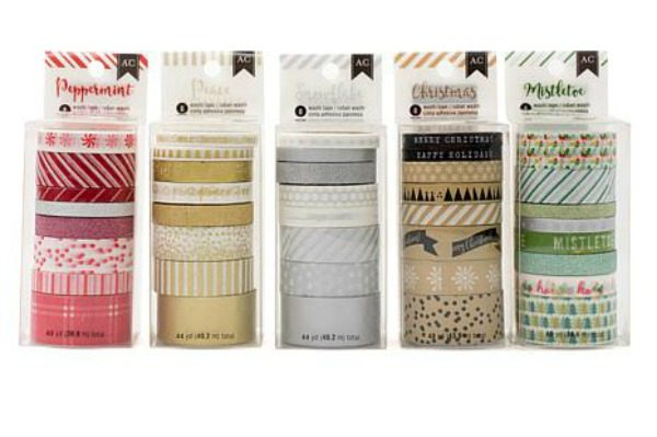 Washi Tape | Gift Guide for Crafters