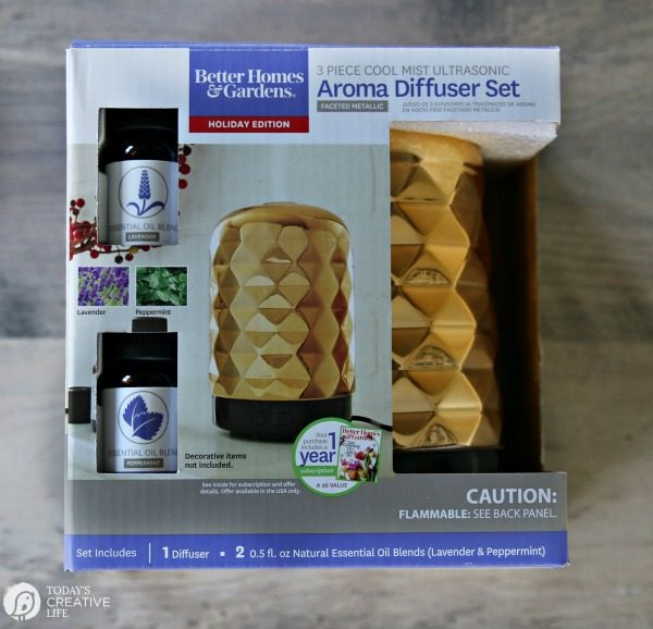 Easy Gift Ideas | Diffuser